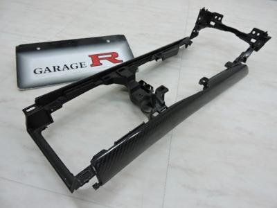 RXー8 SE3P 前期用 リアルカーボン  コンソールボックスパネル