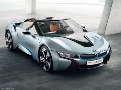 BMW i8 Spyder Concept (2013)