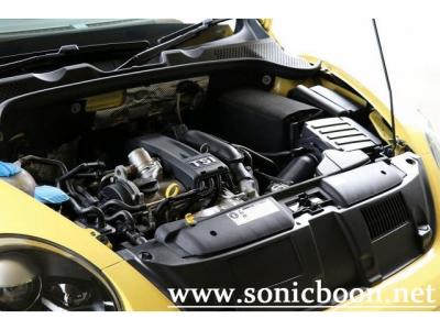 1.2リッターSOHC インタークーラー付ターボエンジン