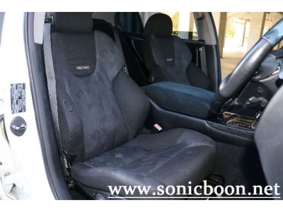 RECAROセミバケットシート(パワーシート、ヒーター・クーラー機能付)