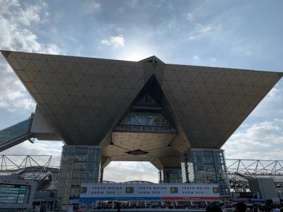 2019年東京モーターショー R1.11.2撮影。