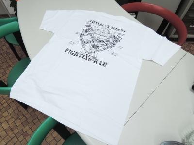 RACETRUCK オリジナルTシャツ