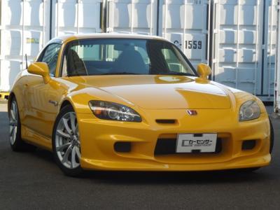 数が少ない上に人気の黄色いスポーツカー。遊び心にあふれた1台です。Do you have HONDA?   しゃらら〜ら♪