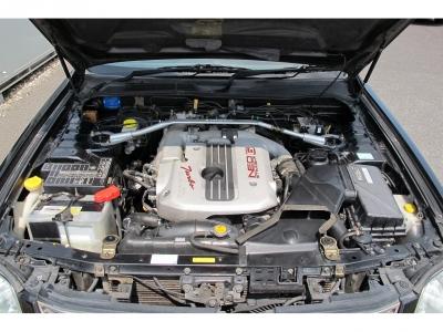 メーカーカタログ引用NEO6RB25ターボエンジン280ps(206kW)/6400rpm   最大トルク 35.0kg・m(343N・m)/3200rpm をお楽しみください。
