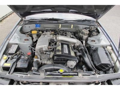 ニッサンRB20DETエンジンターボエンジン215PS(カタログ値)ターボ気持ちの良いRB直6エンジンフィーリングを楽しんでください。