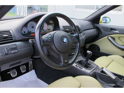 運転席、助手席共にパワーシート、シートヒーター付きになります。高級感あるBMWM3、走りも気持ちの良い1台です。納車整備にはテスター診断から各整備を行いますので、ぜひM3をご検討ください。