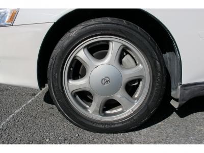 デザインの良いクレスタ90ツアラーV純正16AW!!ノーマル車メンテナンス歴も良くタイミングベルト、クラッチ交換歴のある車両です。カスタムするも良しこのまま乗るも良しのおすすめい車両です。