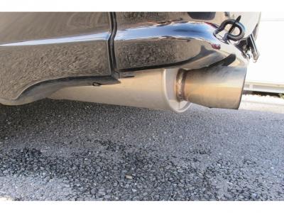 快音車検対応フジツボマフラー、証明書もかんびしていますので、ご納車時お引き渡し!!車検時も安心です。