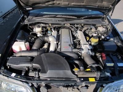 メーカーカタログ引用トヨタの名機1JZ-GTEターボエンジン、280PSの快速な走り5速MT入庫!!