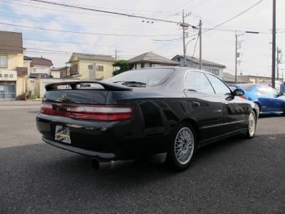 純正5速MT90マークIIが入庫しました。メンテナンス記録、新車時保証完備の良いお車です。