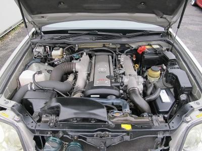 エンジン型式1JZ-GTE出力280ps(206kW)/6200rpm トルク38.5kg・m(378N・m)/2400rpm 種類水冷直列6気筒DOHC24バルブターボをお楽しみください。