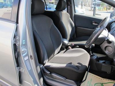 運転の楽しいヴィッツRS TRDターボMが入庫しました。整備記録もしっかりございますので、ぜひお探しのお客様は必見車両!!