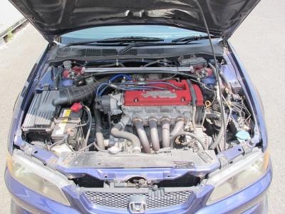 メーカーカタログ引用エンジン型式H22A 出力220ps(162kW)/7200rpm トルク22.5kg・m(221N・m)/6700rpm 種類水冷直列4気筒DOHC16バルブ!!