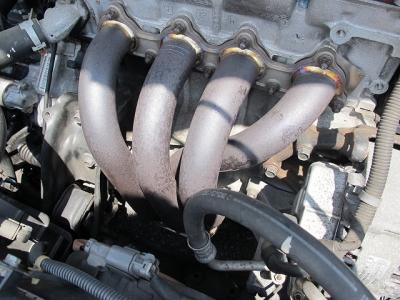VTECエンジンを思う存分楽しめるようにフジツボエキマニ装着されています。I−VTECにはない2.2VTECエンジンを気持ちよく走らせてあげてください。