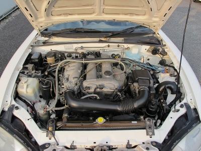 メーカーカタログ引用BP-ZE[RS]出力145ps(107kW)/6500rpmトルク 16.6kg・m(162.8N・m)/5000rpm水冷直列4気筒DOHC16バルブ運転の楽しいNBをぜひ!!