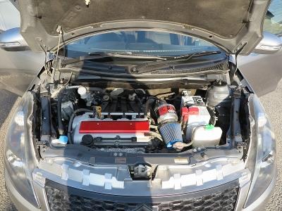 エンジン型式M16A出力136ps(100kW)/6900rpmトルク16.3kg・m(160N・m)/4400rpm種類水冷直列4気筒DOHC16バルブ楽しいM16AエンジンタイミングCです