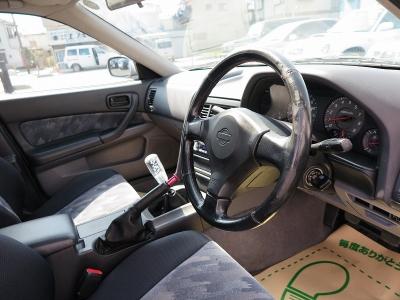 運転しやすいHR34純正MTです。ご家族でお楽しみください。