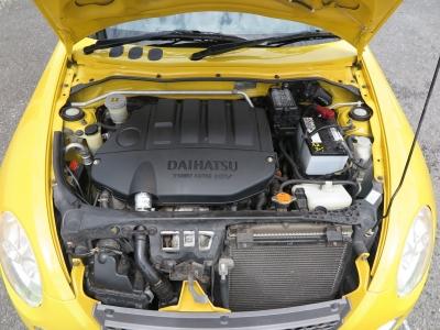 メーカーカタログ引用エンジン型式JB-DET        出力64ps(47kW)/6000rpm        トルク11.2kg・m(110N・m)/3200rpm        種類水冷直列4気筒DOHC16バルブターボ