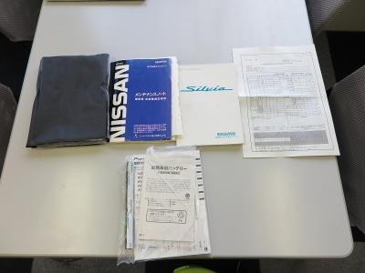 取説、保証書、メンテナンス記録12.13.15.17.19.21.23.25年ニッサンディーラーメンテナンス、公認書類も完備