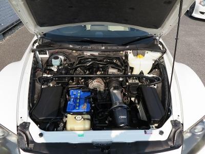 メーカーカタログ引用エンジン型式13B−MSP 出力250ps(184kW)/8500rpm トルク22.0kg・m(216N・m)/5500rpm 種類水冷直列2ローター気持ちの良いエンジンです。