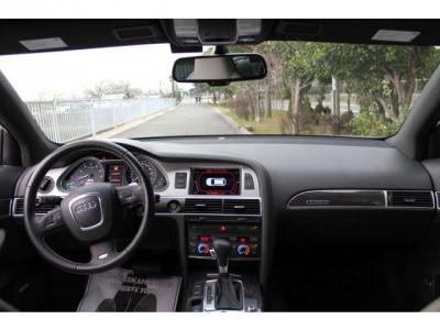 2007年 アウディ S6アバント 5.2 クワトロ ワンオーナー 整備記録簿 スペアキー