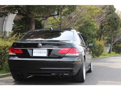 2005y BMW 740i  HAMANN&ALPINA  21インチAW 後期 左H 黒革 走行31000Km