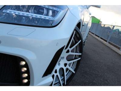 2012y CLS350AMGスポーツパッケージ WALDブラックバイソンカスタム フォージアート21インチAW ワンオーナー 5100Km