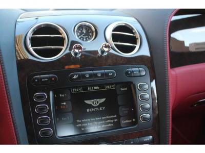 2008年式ベントレー コンチネンタル GT スピード・取説・記録簿、保証書完備・スペアキー完備