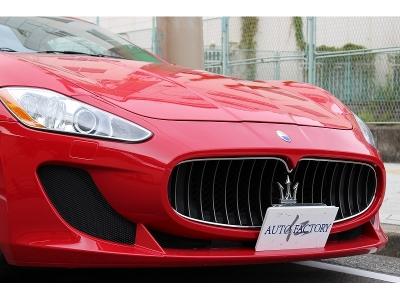 2008年式マセラティー グラントゥーリズモ4.2正規D車、レグザーニ鍛造21インチ、イノテックチタン 可変式マフラー