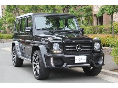 2006yメルセデスベンツ G500L・取説・新車保証書・記録簿・スペアKey完備