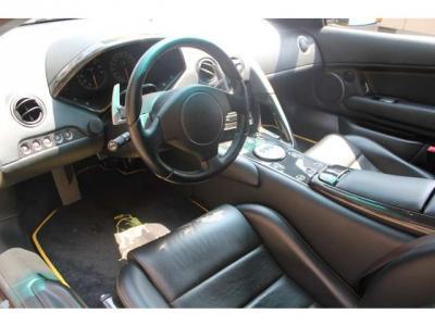2006年モデル 620最終モデル ローマンランボルギーニカーボンインテリア カーボンブレーキ