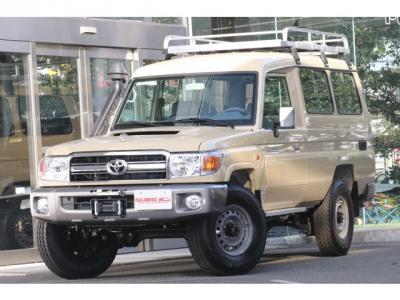 トヨタ ランドクルーザー70