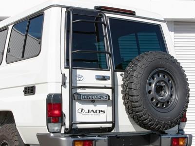 JAOS リアラダー 78トゥループキャリア用 ブラック 在庫あり