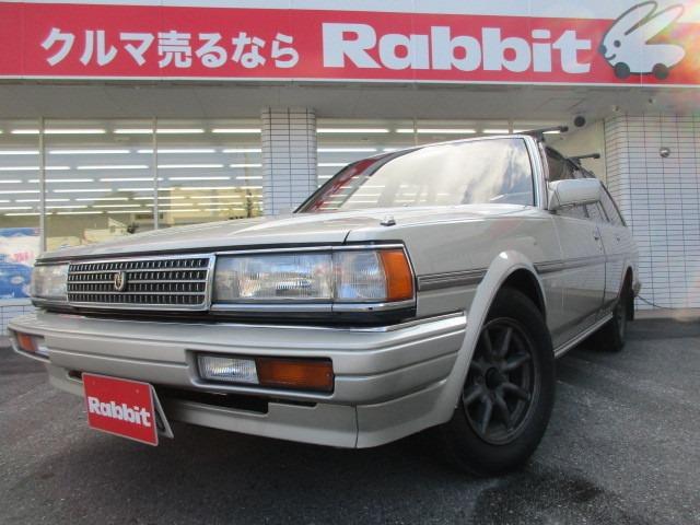 トヨタ マークIIワゴン