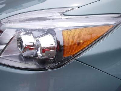 LEDヘッドライト!リフレクターがアンバーに光るUS仕様!