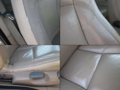 運転席シートの破れです。範囲も広いですので、一度ご確認ください。少々お高くなりますが、リペアも可能です。見積もりますので、お問い合わせください。
