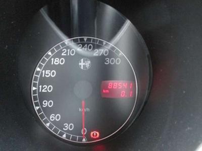 メーター表示は88,000キロですが、エンジンは4万キロ台のものになります。