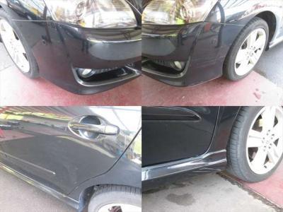 傷の各所です。所々目立つ物もありますので、現車のご確認をお願い致します。