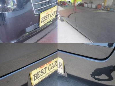 傷の各所です。細かい物も併せて、所々に傷が見受けられます。現車のご確認をお願い致します。