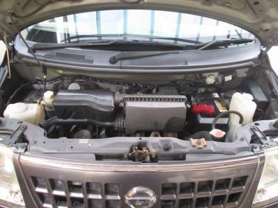 エンジン好調です!エンジンルーム内、綺麗に清掃済みです。