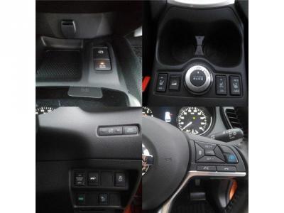自動パーキングブレーキ、シートヒーター、パワーバックドアボタン、プロパイロット機能ももちろんございます(^^)/