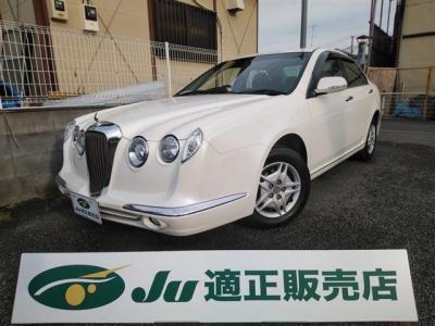 日本車をベースにクラシックな車を提供する光岡自動車さんのヌエラです(^^)/
