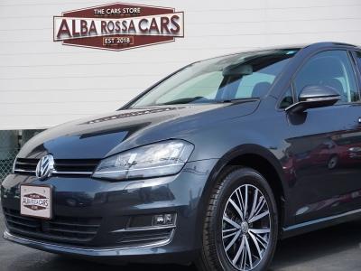 VW ゴルフ オールスター 限定300台の希少な車です。オールスターの専用色がカッコいいです。